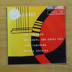 LOS PAYADORES - AY, BAJAMAR + 3 - EP