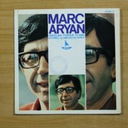 MARC ARYAN - ANGELINA + 3 - EP