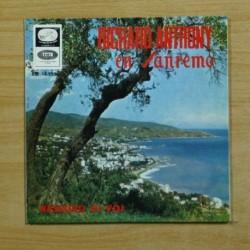 RICHARD ANTHONY - NESSUNO DI VOI + 3 - EP