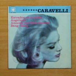 CARAVELLI - EXTRAÑOS EN LA NOCHE + 3 - EP