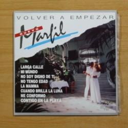 NUEVO MARFIL - VOLVER A EMPEZAR - EP