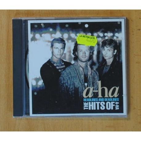 A-HA - HEADLINES AND DEADLINES - CD
