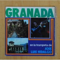 JOSE LUIS HIDALGO - GRANADA + 3 - EP