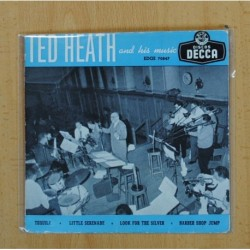 TED HEATH - TEQUILA + 3 - EP