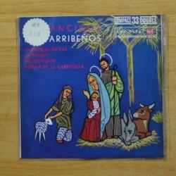 LOS ARRIBEÑOS - ESTRELLA DE PAZ + 3 - EP