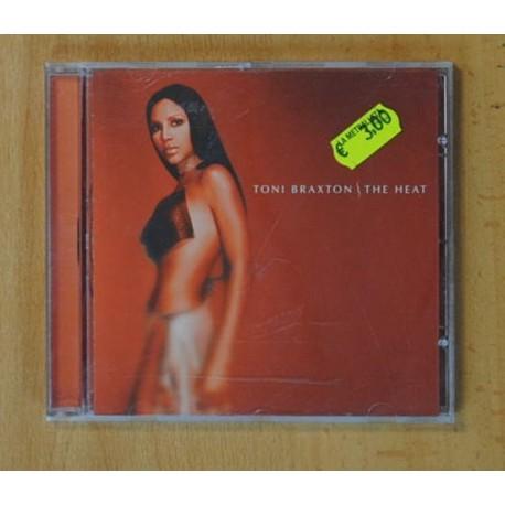 TONI BRAXTON - THE HEAT - CD