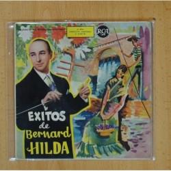 BERNARD HILDA Y SU ORQUESTA - LA VIOLETERA + 3 - EP