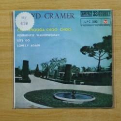 FLOYD CRAMER - CHATTANOOGA CHOO CHOO + 3 - EP