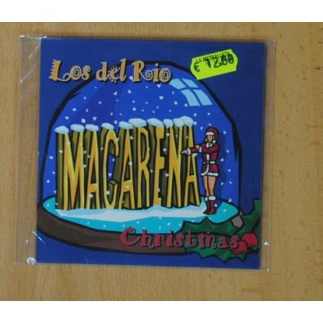 LOS DEL RIO - MACARENA CHRISTMAS - CD