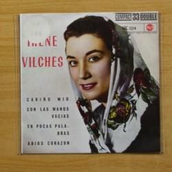 IRENE VILCHES - CARIÑO MIO + 3 - EP