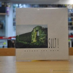 SULT! - BEFORE THE RAIN - GATEFOLD - EP