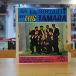 LOS TAMARA - BAILE EL SIRTAKI CON LOS TAMARA - EP