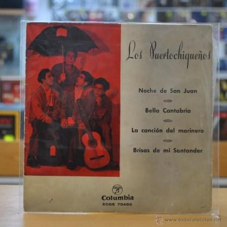 LOS PUERTOCHIQUEÑOS - NOCHE DE SAN JUAN + 3 - EP