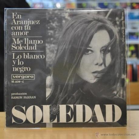 SOLEDAD - EN ARANJUEZ CON TU AMOR - + 3 - EP