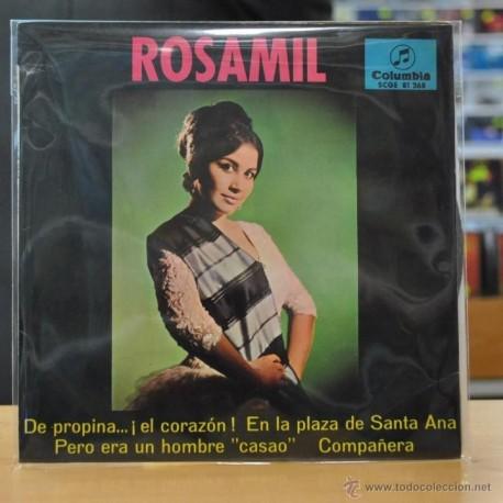 ROSAMIL - DE PROPINA ... EL CORAZON - + 3 - EP