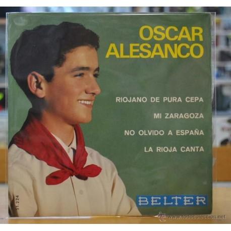 OSCAR ALESANCO - RIOJANO DE PURA CEPA - + 3 - EP