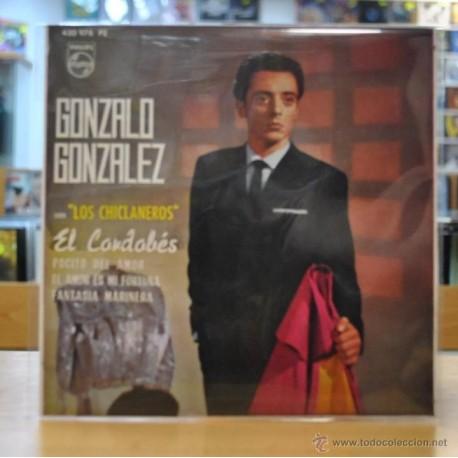 GONZALO GONZALEZ - EL CORDOBES - + 3 - EP
