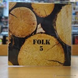 XESCO BOIX I GRUP EL SAC - FOLK 5 - EP