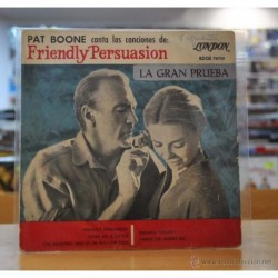 PAT BOONE - FRIENDLY PERSUASSION - BSO - EP