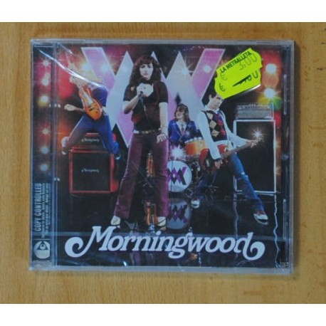 MORNINGWOOD - MORNINGWOOD - CD
