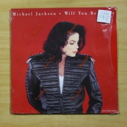 MICHAEL JACKSON - WILL YOU BE THERE - PRECINTADO - MAXI