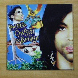 PRINCE - GRAFFITI BRIDGE - 2 LP