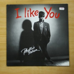 PHYLLIS NELSON - I LIKE YOU - LP