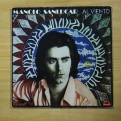 MANOLO SANLUCAR - AL VIENTO - LP