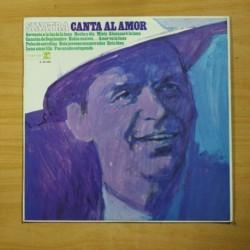 FRANK SINATRA - CANTA AL AMOR - LP