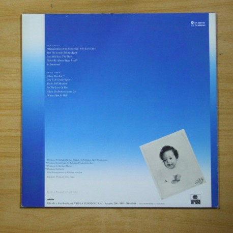 ERIC CLAPTON - BACKLESS - EDICION JAPONESA - CD