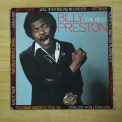 BILLY PRESTON - THE BEST - LP