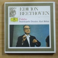 STAATSKAPELLE DRESDEN / KARL BOHM - FIDELIO - BOX 3 LP