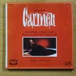 GEORGES BIZET - CARMEN - BOX 3 LP