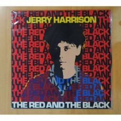 JERRY HARRISON - THE RED AND THE BLACK - LP
