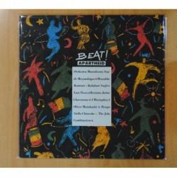 VARIOS - APARTHEID BEAT! - LP