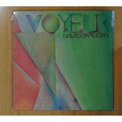 DAVID SANBORN - VOYEUR - LP