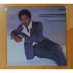 GEORGE BENSON - IN YOUR EYES - LP