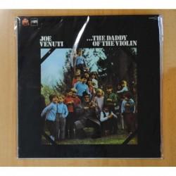 JOE VENUTI - THE DADDY OF THE VIOLIN - LP