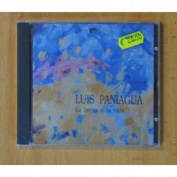 LUIS PANIAGUA - LA BOLSA O LA VIDA - CD