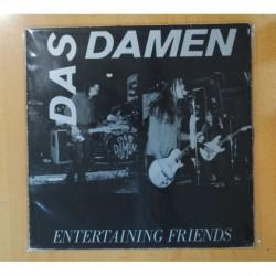 DAS DAMEN - ENTERTAINING FRIENDS - LP