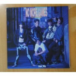 NO MORE GAMES - THE REMIX ALBUM - LP