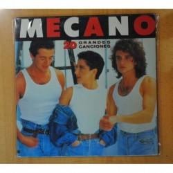MECANO - MECANO EN DIRECTO - PSP