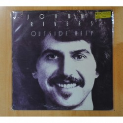 JOHNNY RIVERS - OUTSIDE HELP - LP