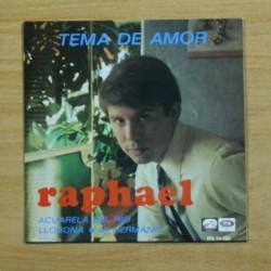 RAPHAEL - ACUARELA DEL RIO + 3 - EP