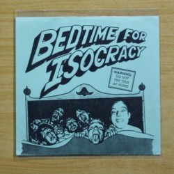 ISOCRACY - BEDTIME FOR ISCORACY - EP