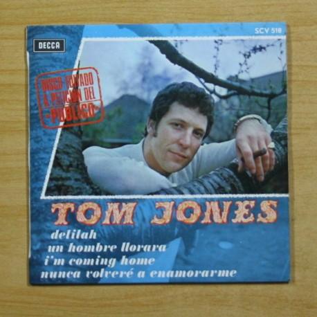 TOM JONES - DELILAH + 3 - EP