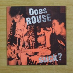 ROUSE - DOES ROUSE - VINILO ROJO - EP