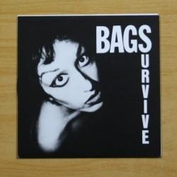 BAGS - SURVIVE - SINGLE