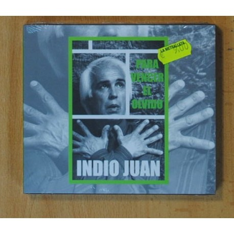 INDIO JUAN - PARA VENCER EL OLVIDO - CD