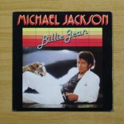 MICHAEL JACKSON - BILLIE JEAN - SINGLE
